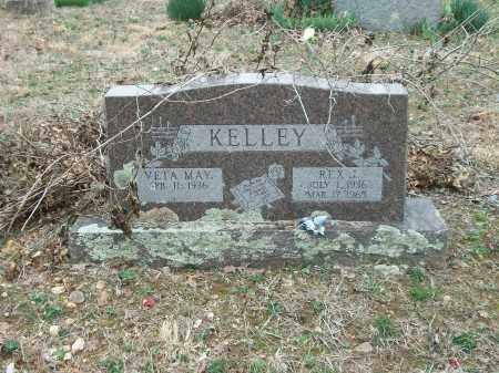 KELLEY, REX J. - Marion County, Arkansas | REX J. KELLEY - Arkansas Gravestone Photos