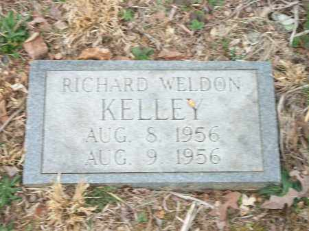KELLEY, RICHARD WELDON - Marion County, Arkansas | RICHARD WELDON KELLEY - Arkansas Gravestone Photos