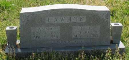 LAWHON, T. J. - Marion County, Arkansas   T. J. LAWHON - Arkansas Gravestone Photos