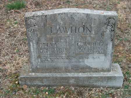 "LAWHON, C. W. ""BUD"" - Marion County, Arkansas | C. W. ""BUD"" LAWHON - Arkansas Gravestone Photos"