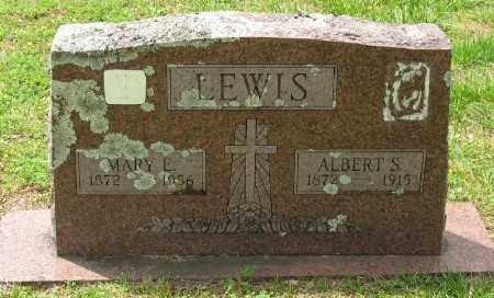 LEWIS, MARY E. - Marion County, Arkansas | MARY E. LEWIS - Arkansas Gravestone Photos