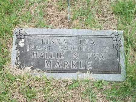 MARKLE, LINDA LEA - Marion County, Arkansas | LINDA LEA MARKLE - Arkansas Gravestone Photos
