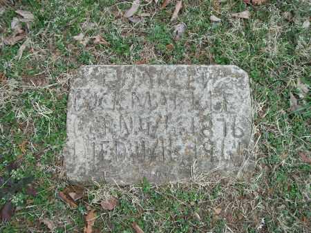 "MARKLE, CHARLES AUGUSTUS ""DOCK"" - Marion County, Arkansas   CHARLES AUGUSTUS ""DOCK"" MARKLE - Arkansas Gravestone Photos"