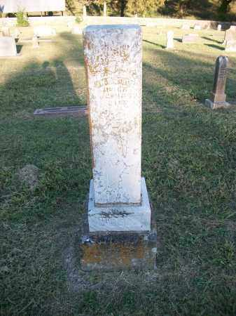 MCBEE, W. G. - Marion County, Arkansas | W. G. MCBEE - Arkansas Gravestone Photos