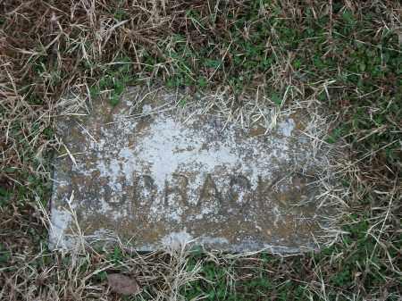 MCCRACKEN, UNKNOWN - Marion County, Arkansas   UNKNOWN MCCRACKEN - Arkansas Gravestone Photos