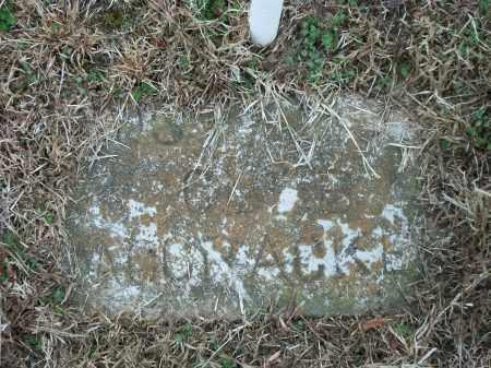 MCCRACKEN, CLEBURNE - Marion County, Arkansas   CLEBURNE MCCRACKEN - Arkansas Gravestone Photos