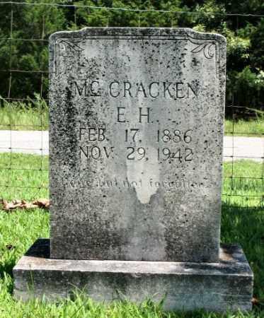 MCCRACKEN, E. H. - Marion County, Arkansas | E. H. MCCRACKEN - Arkansas Gravestone Photos