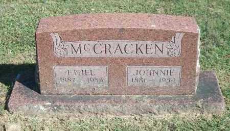 MCCRACKEN, ETHEL - Marion County, Arkansas | ETHEL MCCRACKEN - Arkansas Gravestone Photos