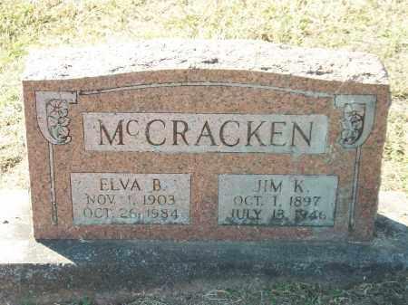 MCCRACKEN, JIM K. - Marion County, Arkansas | JIM K. MCCRACKEN - Arkansas Gravestone Photos