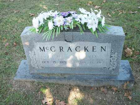 MCCRACKEN, JASPER REX - Marion County, Arkansas | JASPER REX MCCRACKEN - Arkansas Gravestone Photos
