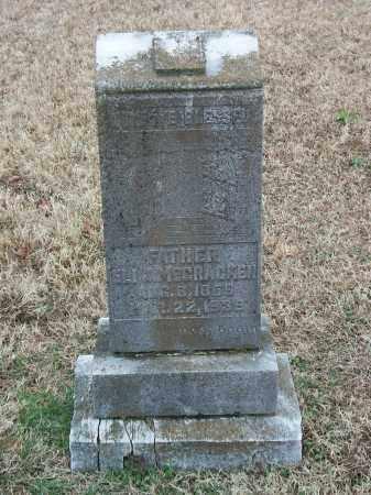 MCCRACKEN, ELI JASPER - Marion County, Arkansas   ELI JASPER MCCRACKEN - Arkansas Gravestone Photos