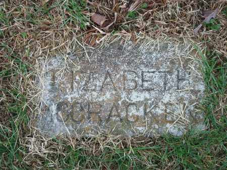 MCCRACKEN, MARY ELIZABETH (SECOND STONE) - Marion County, Arkansas | MARY ELIZABETH (SECOND STONE) MCCRACKEN - Arkansas Gravestone Photos