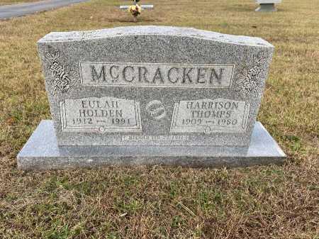 MCCRACKEN, EULAH - Marion County, Arkansas | EULAH MCCRACKEN - Arkansas Gravestone Photos