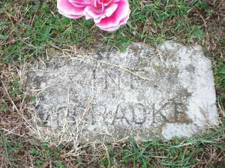 MCCRACKEN, INFANT - Marion County, Arkansas   INFANT MCCRACKEN - Arkansas Gravestone Photos