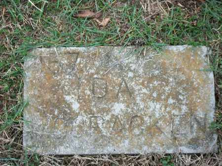MCCRACKEN, IDA - Marion County, Arkansas | IDA MCCRACKEN - Arkansas Gravestone Photos