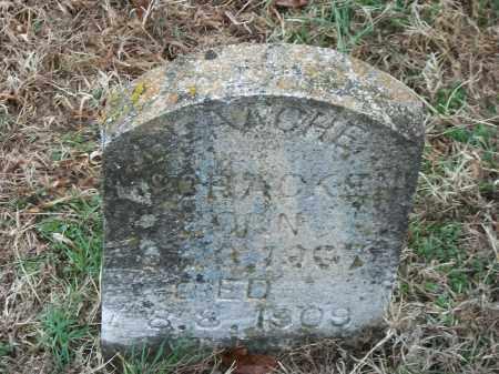 MCCRACKEN, JESSIE BLANCHE - Marion County, Arkansas   JESSIE BLANCHE MCCRACKEN - Arkansas Gravestone Photos