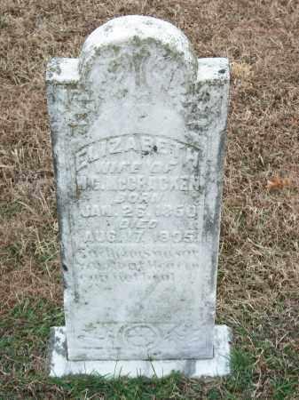 """MCCRACKEN, MARY ELIZABETH """"BETH"""" - Marion County, Arkansas   MARY ELIZABETH """"BETH"""" MCCRACKEN - Arkansas Gravestone Photos"""