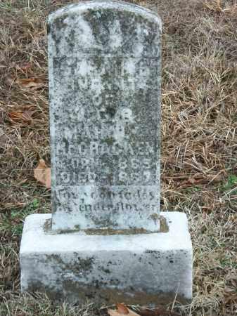 MCCRACKEN, SARAH E. - Marion County, Arkansas | SARAH E. MCCRACKEN - Arkansas Gravestone Photos