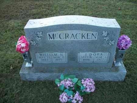 MCCRACKEN, WILLIAM N. - Marion County, Arkansas | WILLIAM N. MCCRACKEN - Arkansas Gravestone Photos