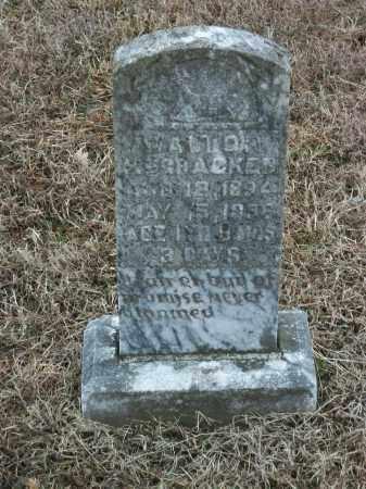 MCCRACKEN, WALTON - Marion County, Arkansas   WALTON MCCRACKEN - Arkansas Gravestone Photos