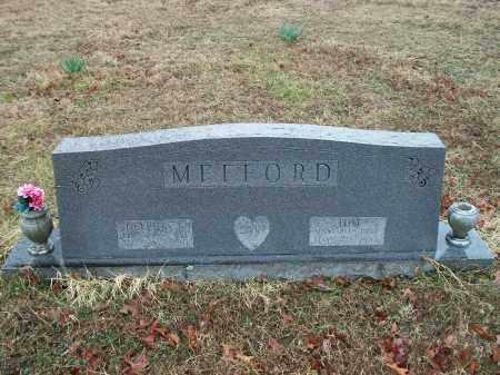 MEFFORD, DELPHIA I. - Marion County, Arkansas | DELPHIA I. MEFFORD - Arkansas Gravestone Photos