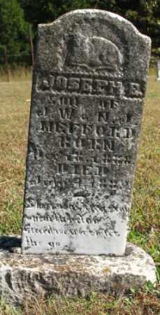 MEFFORD, JOSEPH E. - Marion County, Arkansas | JOSEPH E. MEFFORD - Arkansas Gravestone Photos