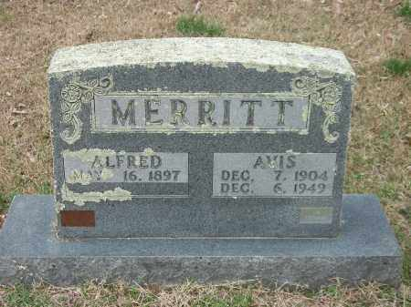 MERRITT, ALFRED M. - Marion County, Arkansas | ALFRED M. MERRITT - Arkansas Gravestone Photos