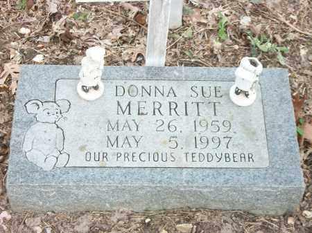 MERRITT, DONNA SUE - Marion County, Arkansas   DONNA SUE MERRITT - Arkansas Gravestone Photos