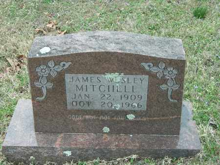 MITCHELL, JAMES WESLEY - Marion County, Arkansas   JAMES WESLEY MITCHELL - Arkansas Gravestone Photos