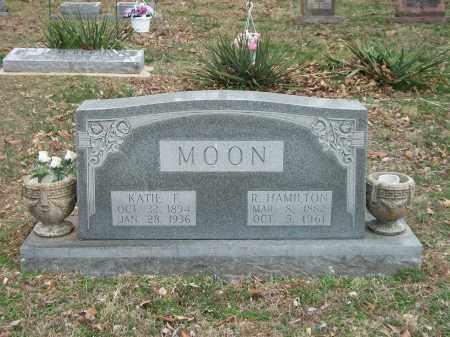 "MOON, ROBERT HAMILTON ""HAMP"" - Marion County, Arkansas | ROBERT HAMILTON ""HAMP"" MOON - Arkansas Gravestone Photos"