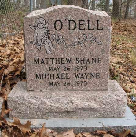 O'DELL, MICHAEL WAYNE - Marion County, Arkansas   MICHAEL WAYNE O'DELL - Arkansas Gravestone Photos