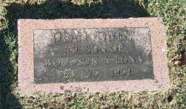 OWEN, DEAN - Marion County, Arkansas | DEAN OWEN - Arkansas Gravestone Photos
