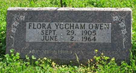 OWEN, FLORA - Marion County, Arkansas | FLORA OWEN - Arkansas Gravestone Photos