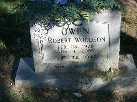OWEN, ROBERT WOODSON - Marion County, Arkansas   ROBERT WOODSON OWEN - Arkansas Gravestone Photos