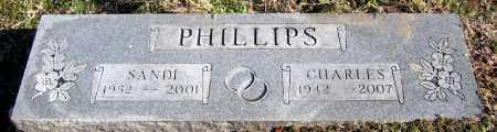 PHILLIPS, SANDI LYNN - Marion County, Arkansas | SANDI LYNN PHILLIPS - Arkansas Gravestone Photos