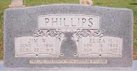 PHILLIPS, ELIZA H. - Marion County, Arkansas | ELIZA H. PHILLIPS - Arkansas Gravestone Photos