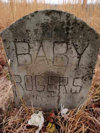 ROGERS, BABY - 2 - Marion County, Arkansas   BABY - 2 ROGERS - Arkansas Gravestone Photos