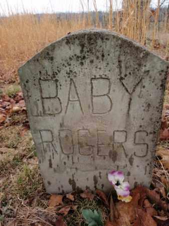 ROGERS, BABY - 3 - Marion County, Arkansas | BABY - 3 ROGERS - Arkansas Gravestone Photos