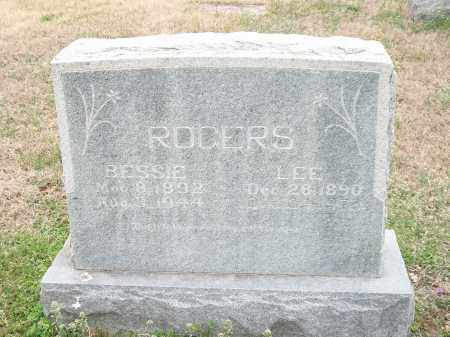 ROGERS, BESSIE - Marion County, Arkansas | BESSIE ROGERS - Arkansas Gravestone Photos