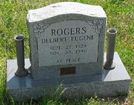 ROGERS, DELBERT EUGENE - Marion County, Arkansas | DELBERT EUGENE ROGERS - Arkansas Gravestone Photos