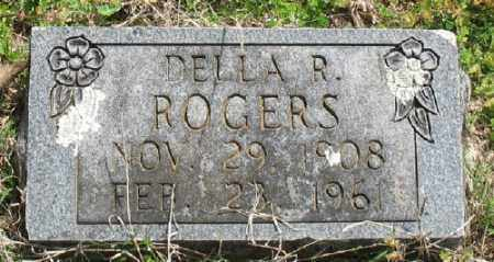 ROGERS, DELLA R. - Marion County, Arkansas | DELLA R. ROGERS - Arkansas Gravestone Photos