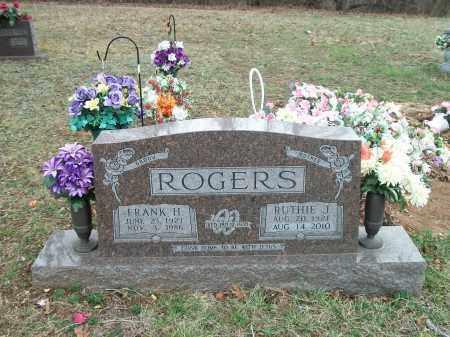 ROGERS, FRANK H. - Marion County, Arkansas | FRANK H. ROGERS - Arkansas Gravestone Photos