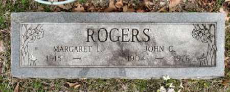 ROGERS, MARGARET L. - Marion County, Arkansas | MARGARET L. ROGERS - Arkansas Gravestone Photos