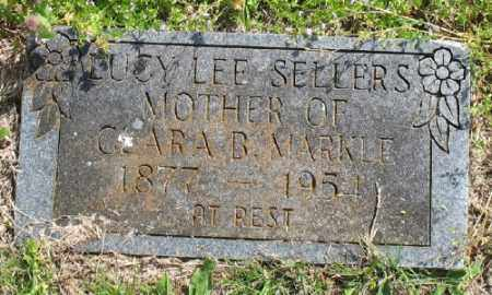 SELLERS, LUCY LEE - Marion County, Arkansas | LUCY LEE SELLERS - Arkansas Gravestone Photos