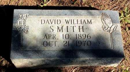 SMITH, DAVID WILLIAM - Marion County, Arkansas | DAVID WILLIAM SMITH - Arkansas Gravestone Photos