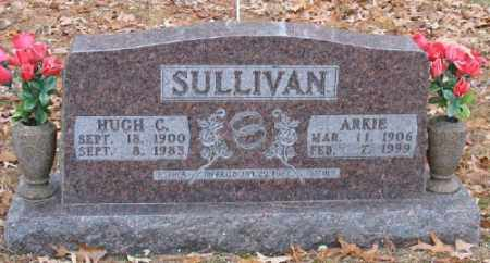 SULLIVAN, HUGH CASH - Marion County, Arkansas | HUGH CASH SULLIVAN - Arkansas Gravestone Photos