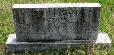SULLIVAN, TINE - Marion County, Arkansas | TINE SULLIVAN - Arkansas Gravestone Photos