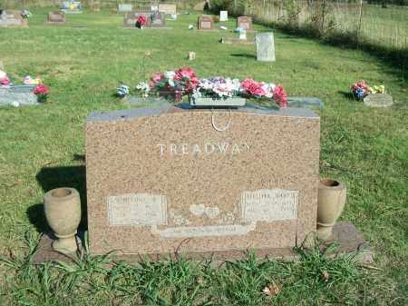 TREADWAY, TIBITHA - Marion County, Arkansas | TIBITHA TREADWAY - Arkansas Gravestone Photos