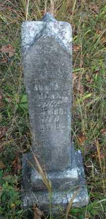 TREASE, MARTHA A. - Marion County, Arkansas   MARTHA A. TREASE - Arkansas Gravestone Photos