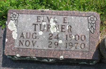 TURNER, ELVA E. - Marion County, Arkansas | ELVA E. TURNER - Arkansas Gravestone Photos